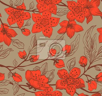 sakura_vintage_pattern