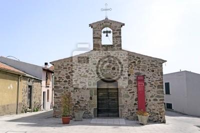San Sebastiano chiurch w Oschiri