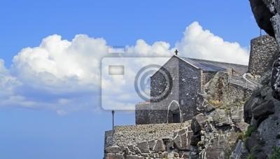 Sant'Antonio kościół w Castelsardo