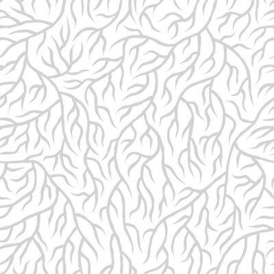 Naklejka Seamless nature pattern