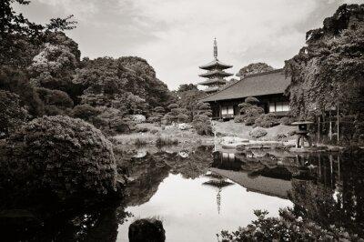 Naklejka Sensoji Temple