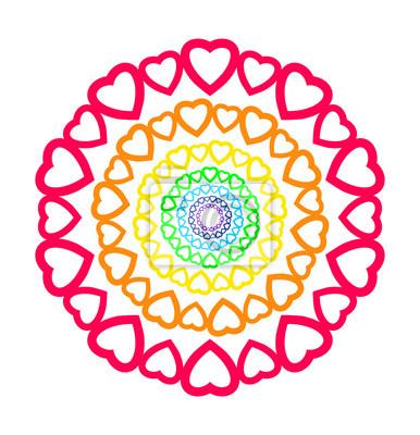 Naklejka Serwetka ornament, okrągły wzór szablonu, wyciąć projekt, element wystroju, ilustracji wektorowych