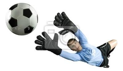 Skoki Soccer Na Balu bramkarza