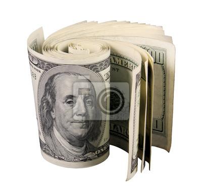 Skręcone dolarów