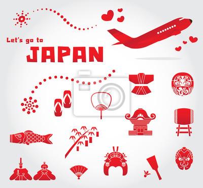 słodkie Japonia zestaw podróży