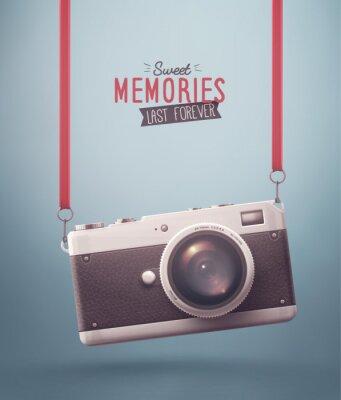 Naklejka Słodkie wspomnienia