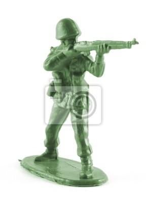 Soldat en plastique 2