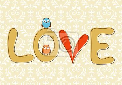 Sowy w miłości