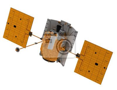 "Space Station ""Messenger"""