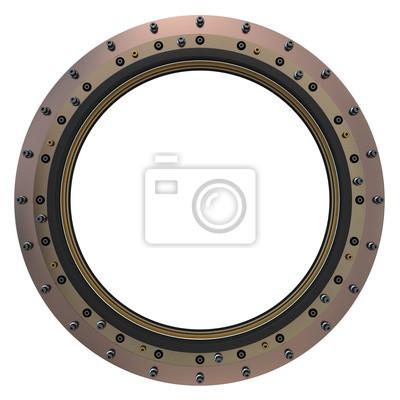 Spacecraft Porthole.