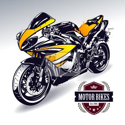 Sport motocykl