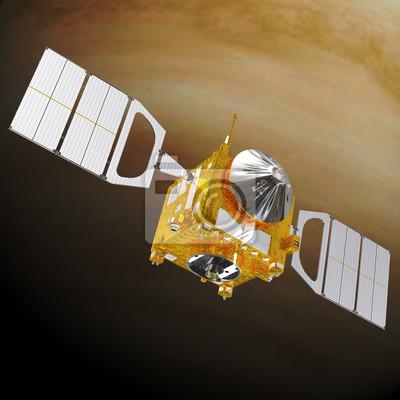 """Stacja kosmiczna """"Venus Express"""""""