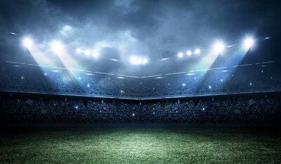 Naklejka stadion