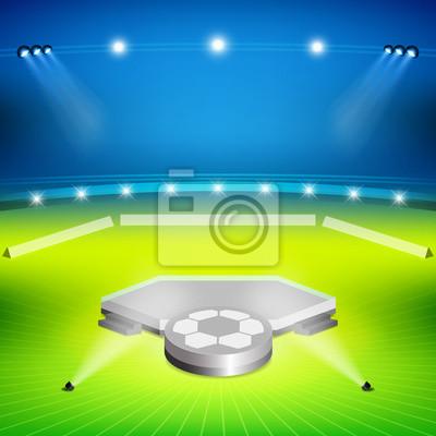 Stadion piłkarski z laureatów stać