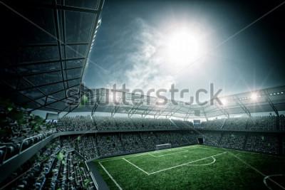 Naklejka Stadium