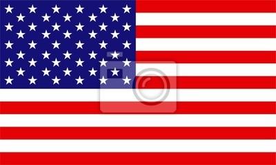 stany zjednoczone ameryki flaga