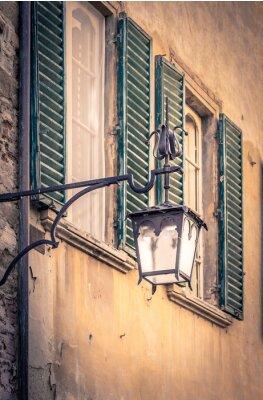Naklejka Stara latarnia bliska