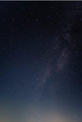 Naklejka starry night sky