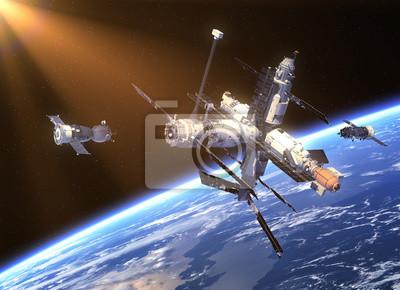 Statków kosmicznych i stacji Kosmiczna