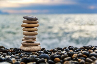 Naklejka Stones Balance