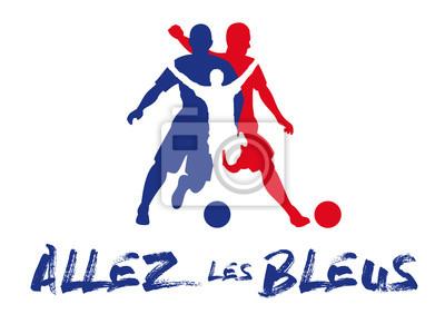 Stopa - Allez les bleus - Francja