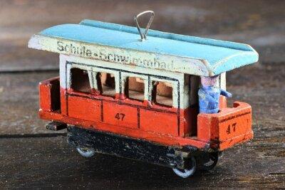 Naklejka Strassenbahn 07
