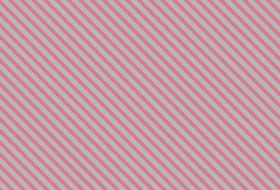 Naklejka Streifenmuster różowy szary