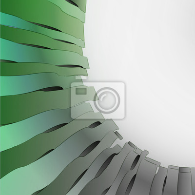 streszczenie czarno-biały szablon pocztówka wave zacieniony
