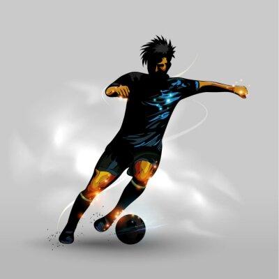 Streszczenie dryblingu piłka nożna
