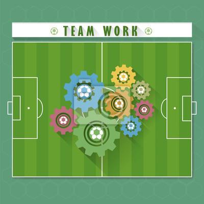 Streszczenie pracy w piłce nożnej