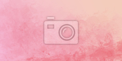 Streszczenie różowy Akwarele tła. Cyfrowy obraz sztuki.