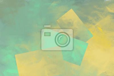 Streszczenie tle / Digital Painting