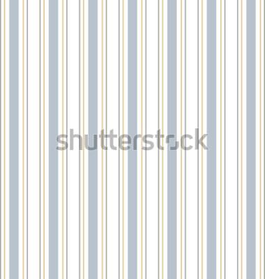 Naklejka Streszczenie wektor pasiasty wzór w kolorowe paski. Kolorowe pastelowe tło