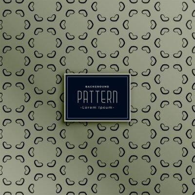 stylish hexagonal pattern vintage background elegant design
