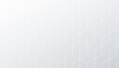subtle hexagonal white and gray pattern background