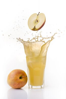 Naklejka succo di mela