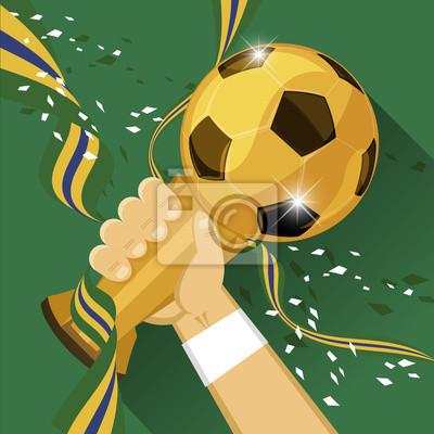 Świat Zwycięzca nożnej