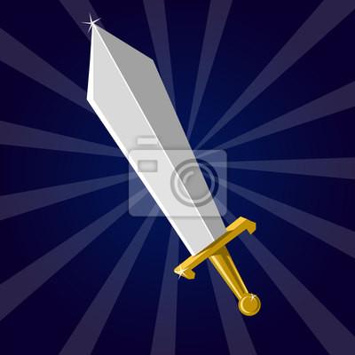Świetlisty miecz