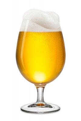 Naklejka świeże bier