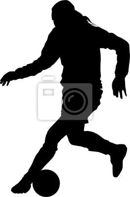 Sylwetka Sport - Piłkarz