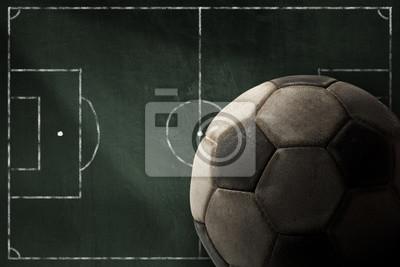 Szablon dla sportu piłki nożnej