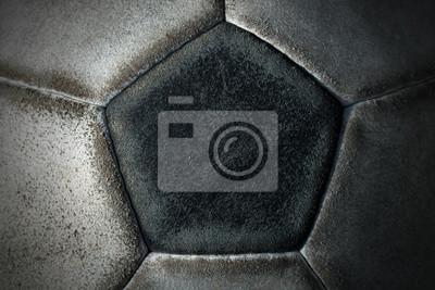 Szczegół Old Soccer Ball