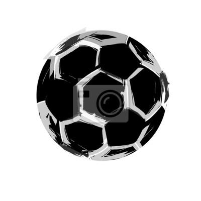 Szkic Soccer Football Vector