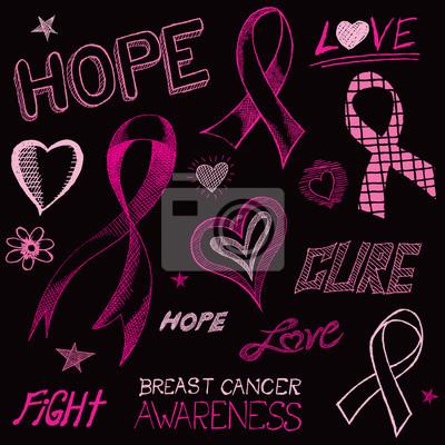 Szkic świadomości raka piersi