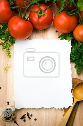 sztuka kulinarna tło