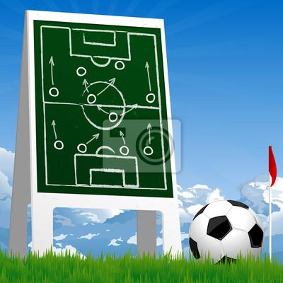 Taktyka piłki nożnej