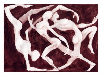 tancerze tańca