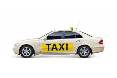 Naklejka Taxi_02