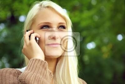 Telefon komórkowy Kobieta