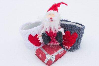 Temat miłości na Boże Narodzenie i Walentynki.